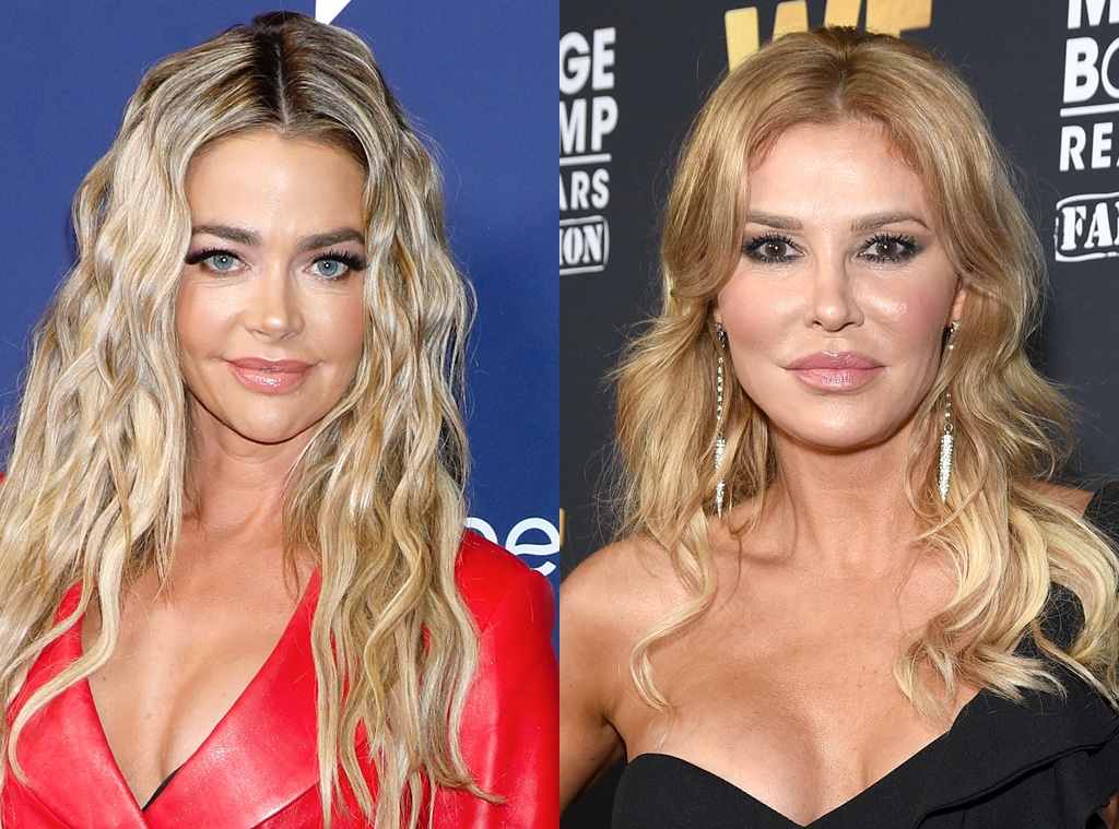 Denise Richards, Brandi Glanville