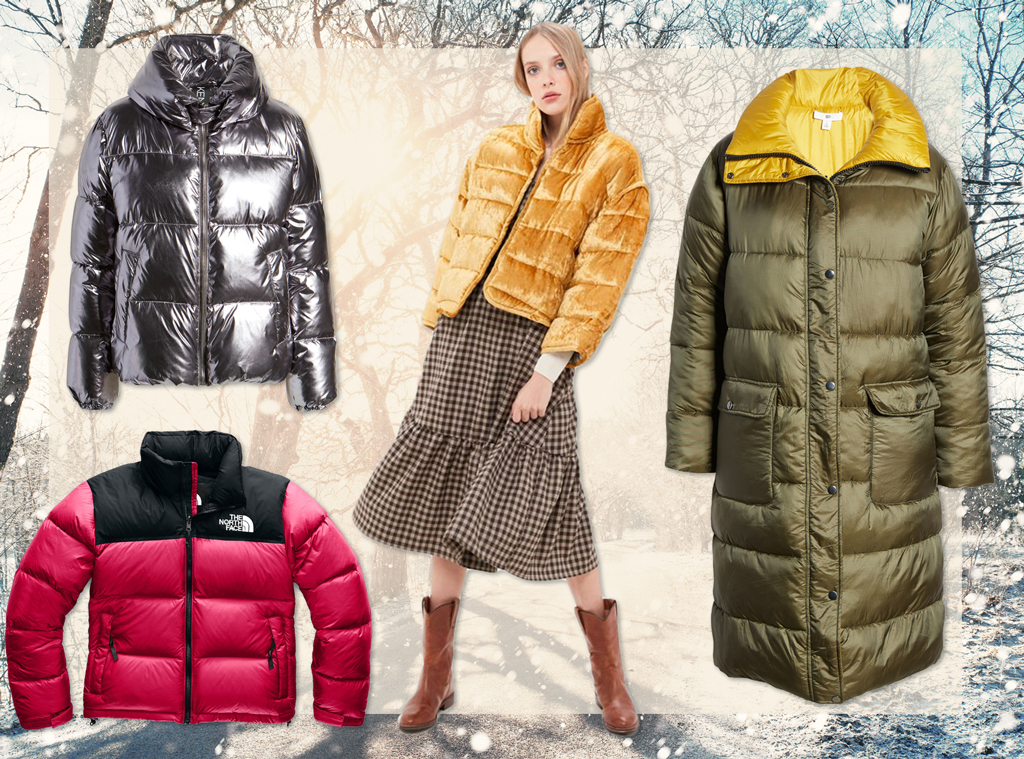E-Comm: 10 Perfect Puffer Jackets To Keep You Warm This Winter