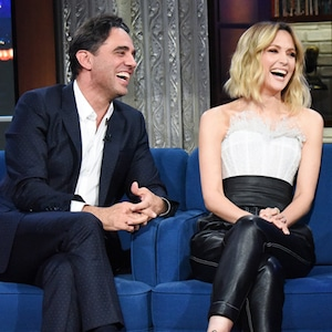 Rose Byrne, Bobby Cannavale, The Late Show
