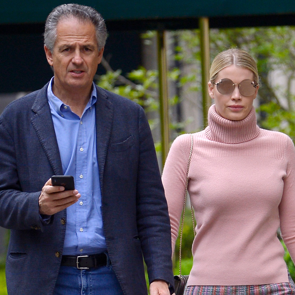 Lady Kitty Spencer Reportedly Engaged to 60-Year-Old Boyfriend - E! NEWS