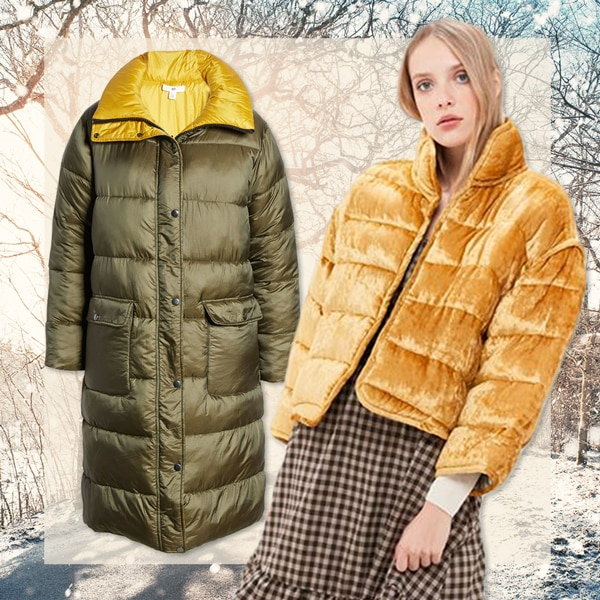 15 Puffer Jackets That Are Anything But