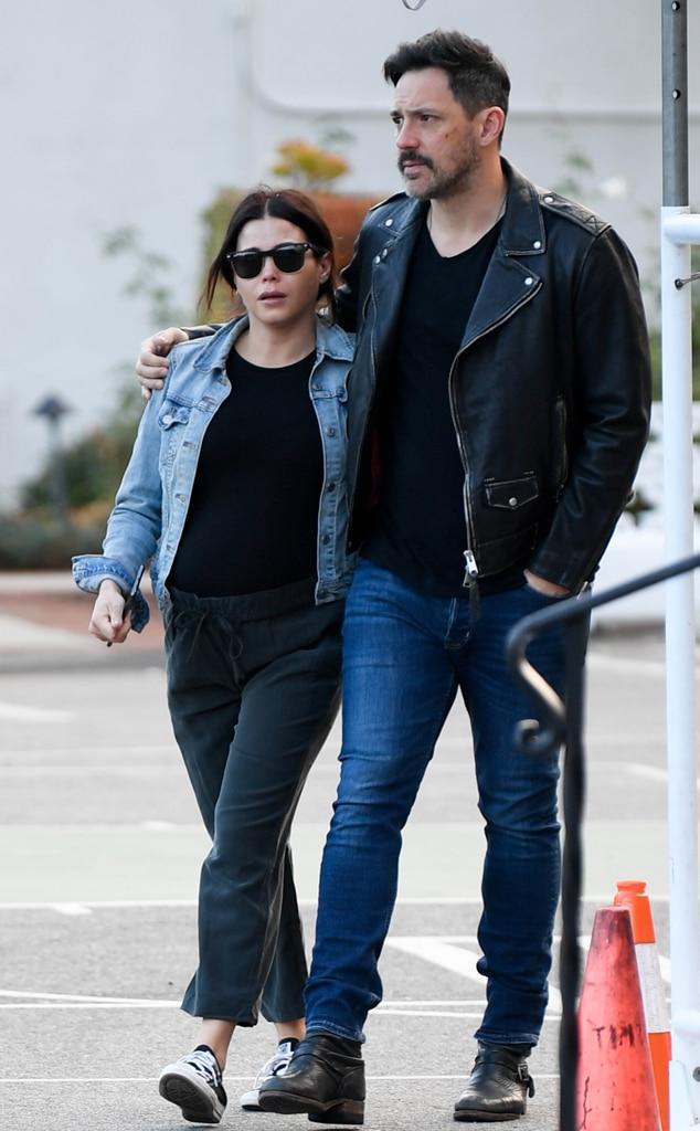 Jenna Dewan, Steve Kazee