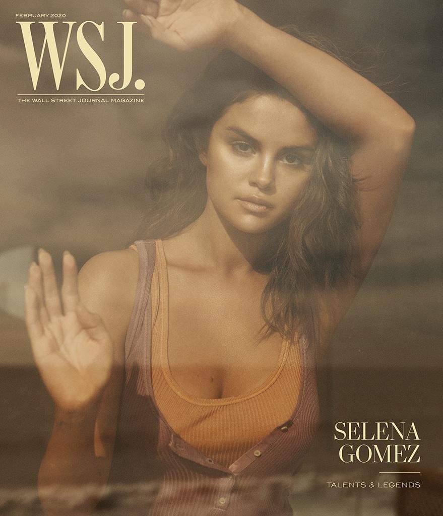 Selena Gomez, WSJ. Magazine, COVER