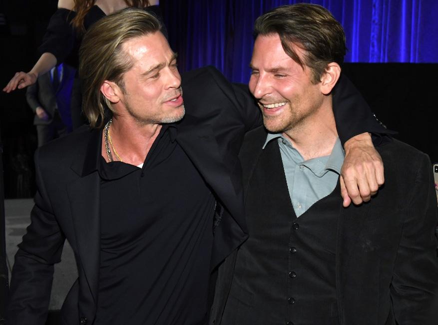 Brad Pitt, Bradley Cooper