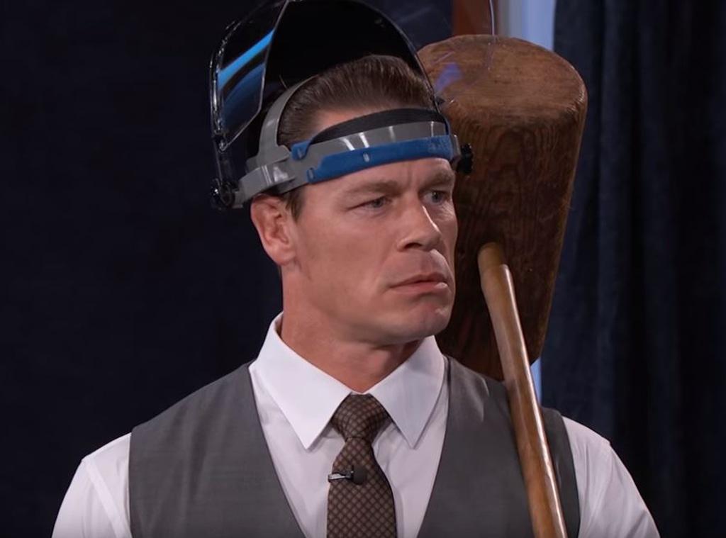 John Cena, Jimmy Kimmel Live 2020