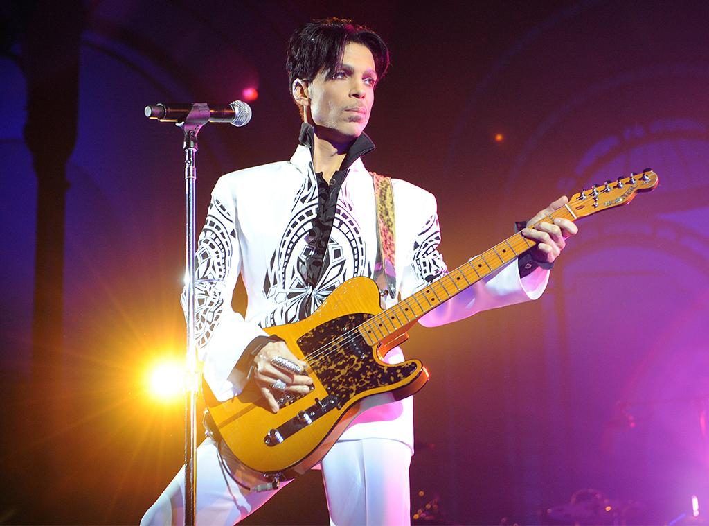 Prince, Singer