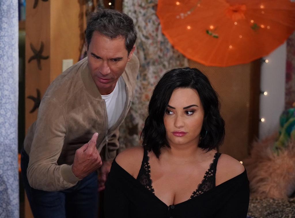 Will & Grace, Demi Lovato