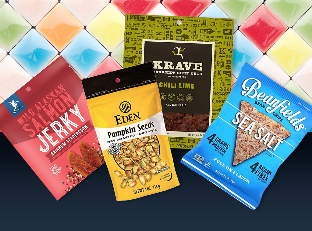 E-Comm: Low-Carb Snacks You Can Buy Online