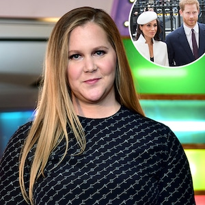 Amy Schumer, Prince Harry, Meghan Markle