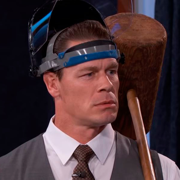John Cena Knows Exactly What To Do With Your Terrible Holiday Presents