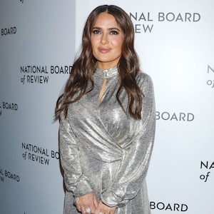 Salma Hayek, Fashion Police Widget