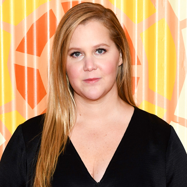 Amy Schumer and Son Gene Send Love to Her Dad While Social Distancing