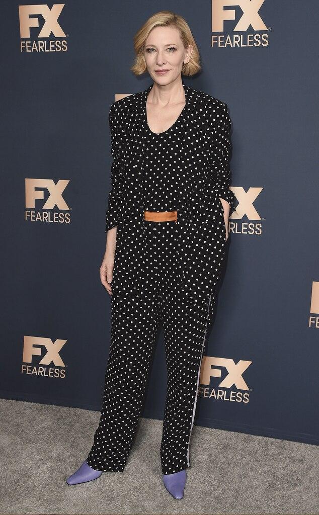 Cate Blanchett, Fashion Police Widget