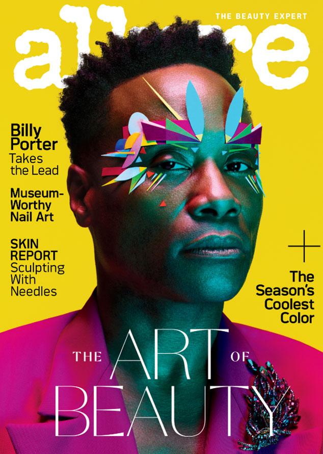 Billy Porter, Allure