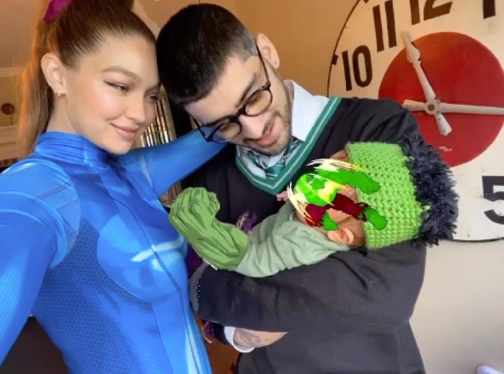 Gigi Hadid, Zayn Malik, Daughter