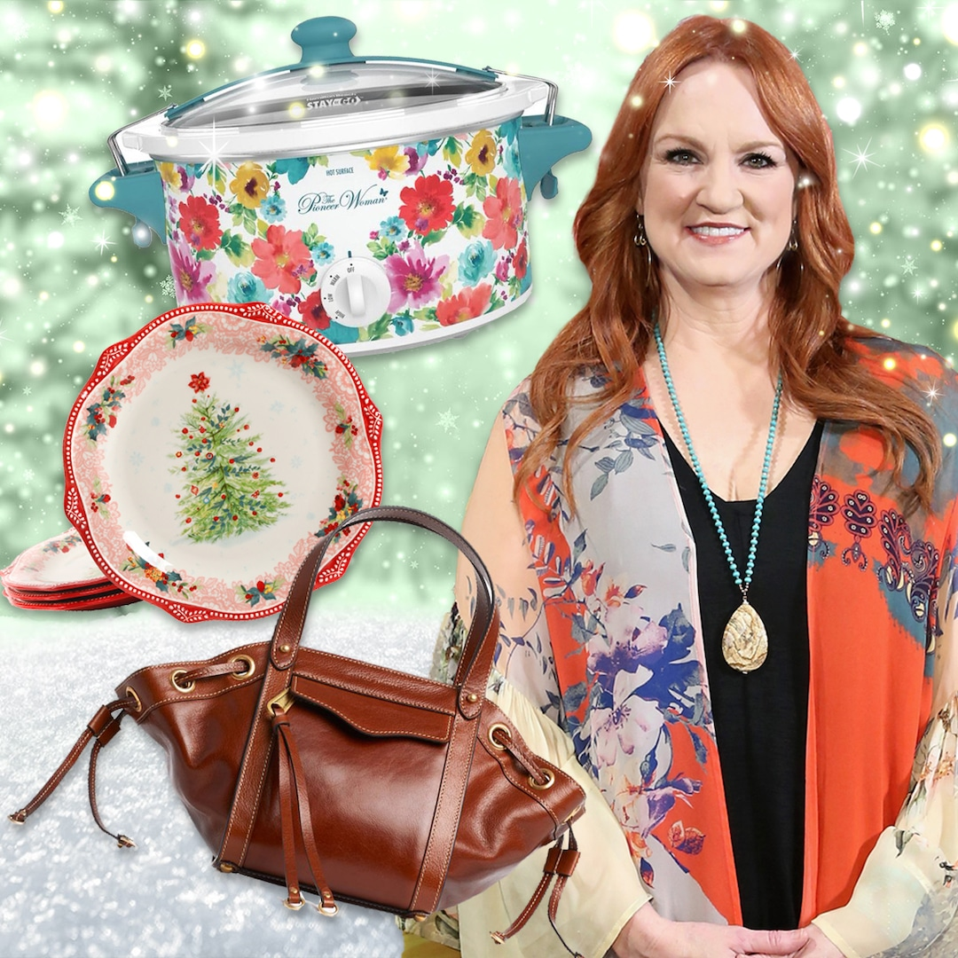 The Pioneer Woman Ree Drummond's Holiday Gift Guide Turns Any House Into a Home
