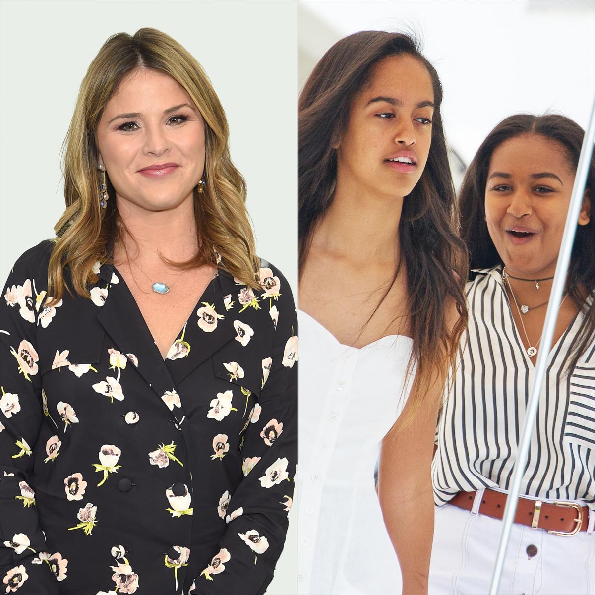 Inside Jenna Bush Hager's Sweet Bond With Fellow First Daughters Malia and Sasha Obama