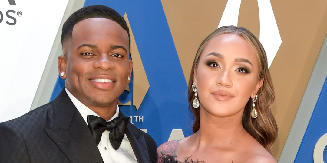 Singer Jimmie Allen and Wife Alexis Gale Welcome Their 2nd Baby - E! Online.jpg