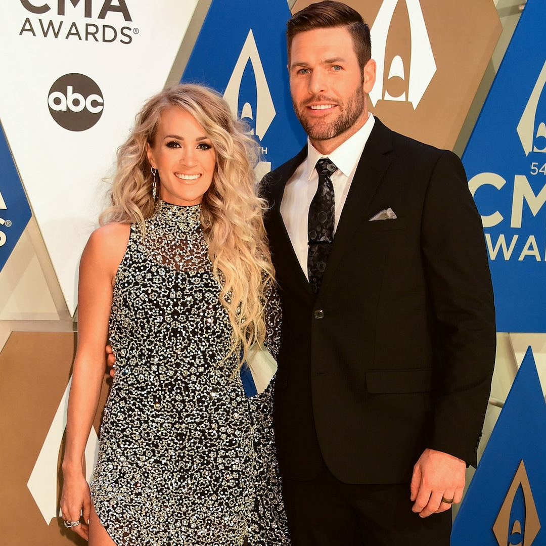 """Carrie Underwood Calls Out Husband Mike Fisher Over His Collection of """"Dead Things"""""""