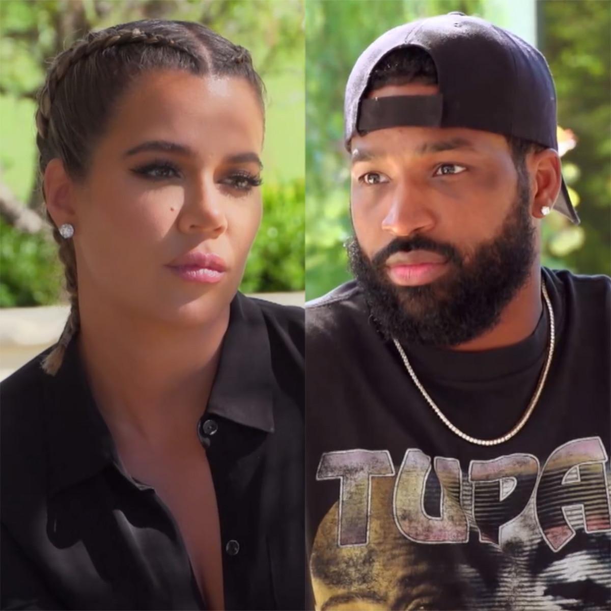 How Khloe Kardashian Really Feels About Tristan Thompson's Move to the Boston Celtics - E! NEWS