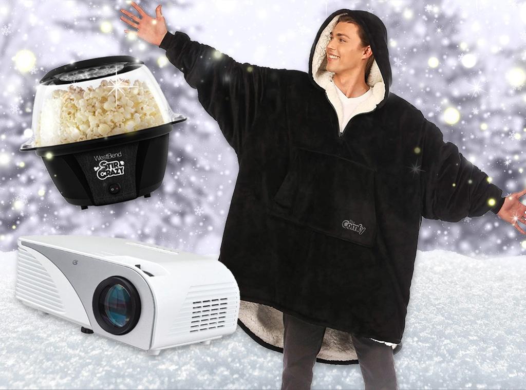 E-Comm: Gift Guide for Binge Watchers