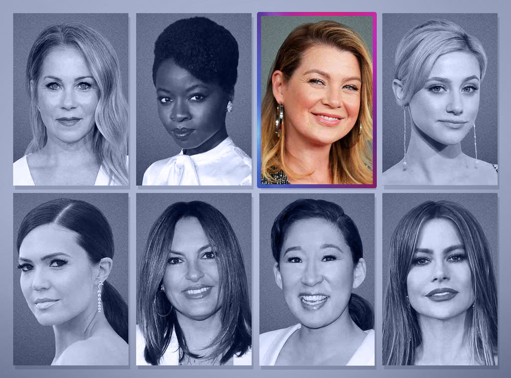 E! Peoples Choice Awards Nominees, Female TV Star of 2020
