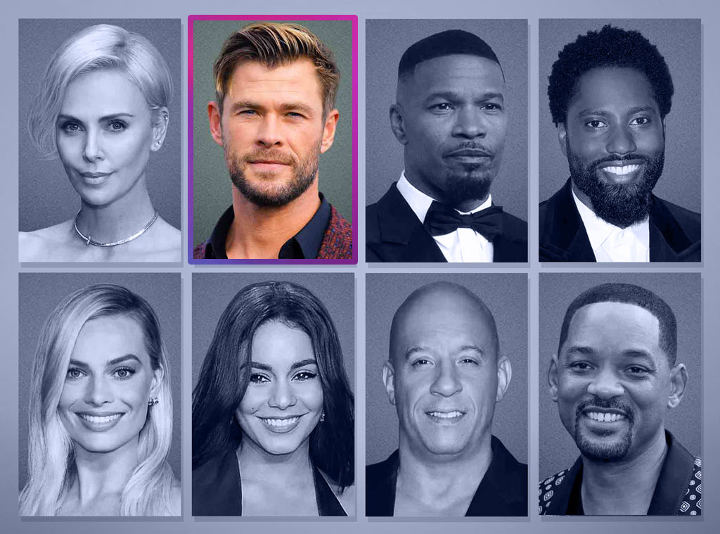 E! Peoples Choice Awards Nominees, Action Movie Star of 2020