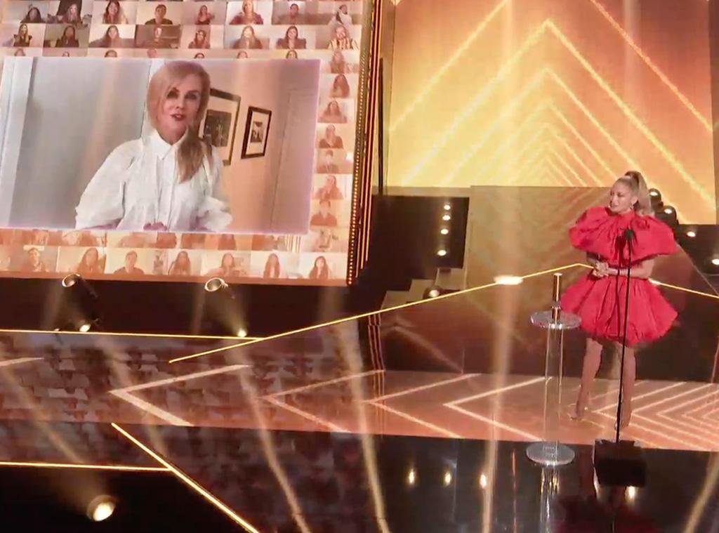 Jennifer Lopez, Nicole Kidman, Renee Zellweger, 2020 Peoples Choice Awards, PCAs, show, winners