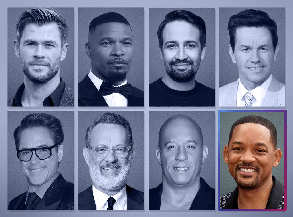 E! Peoples Choice Awards Nominees, Male Movie Star of 2020