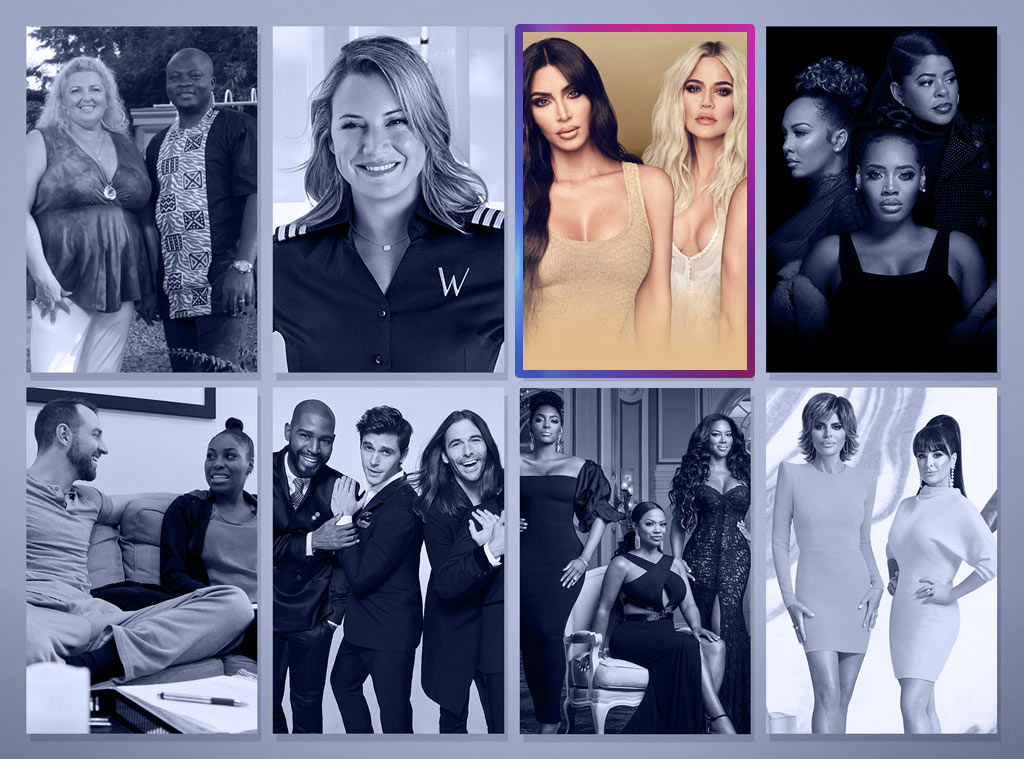 E! Peoples Choice Awards Nominees, Reality Show of 2020