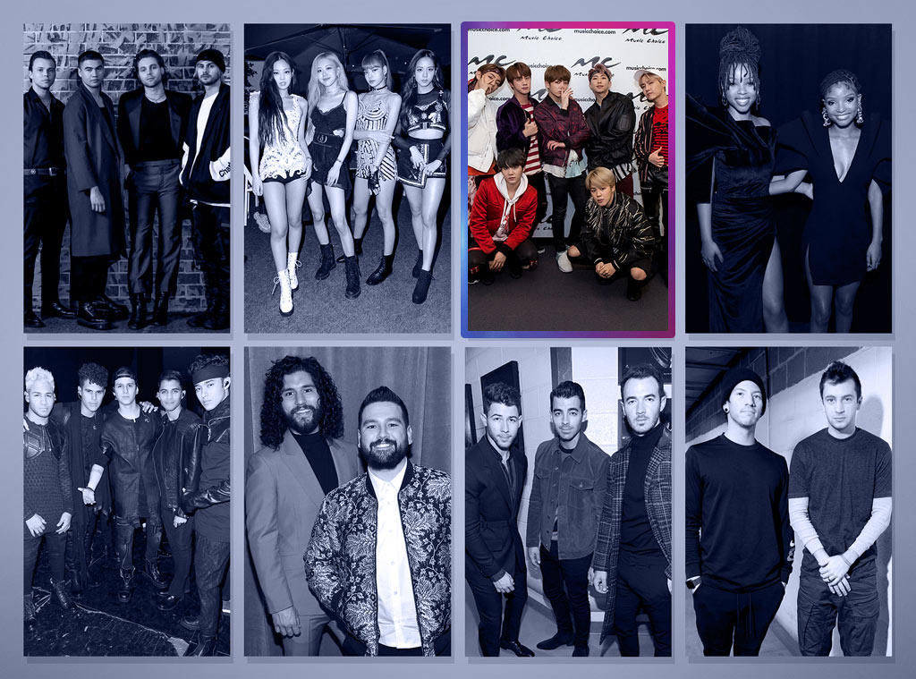 E! Peoples Choice Awards Nominees, Group of 2020
