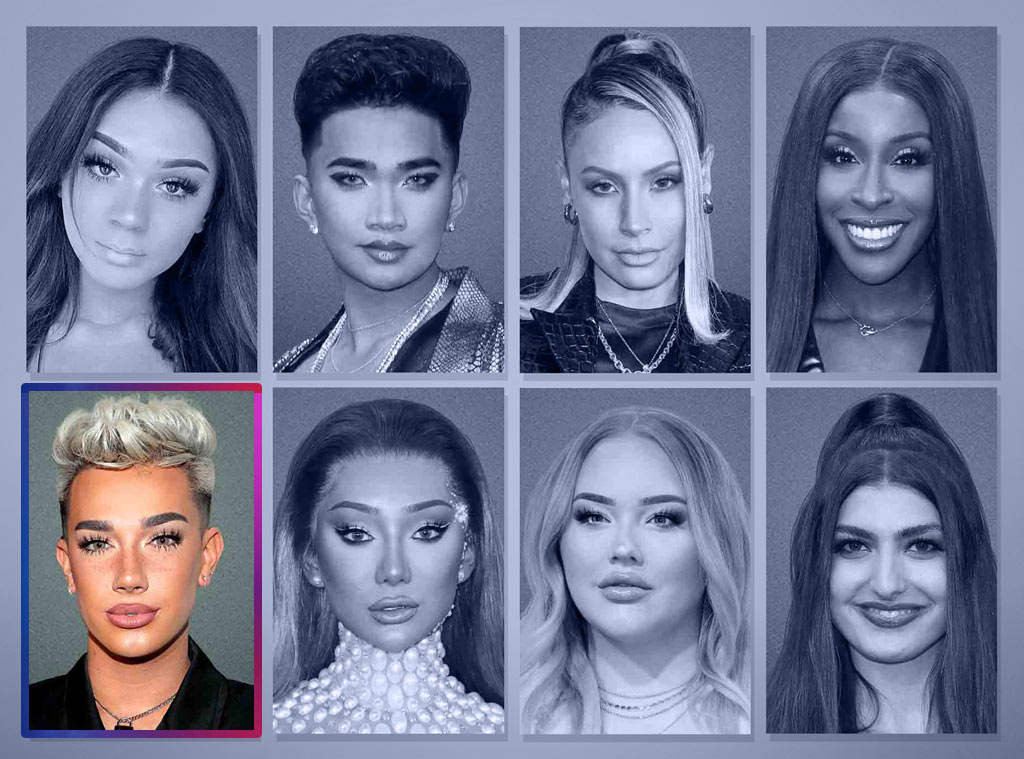 E! Peoples Choice Awards Nominees, Beauty Influencer of 2020