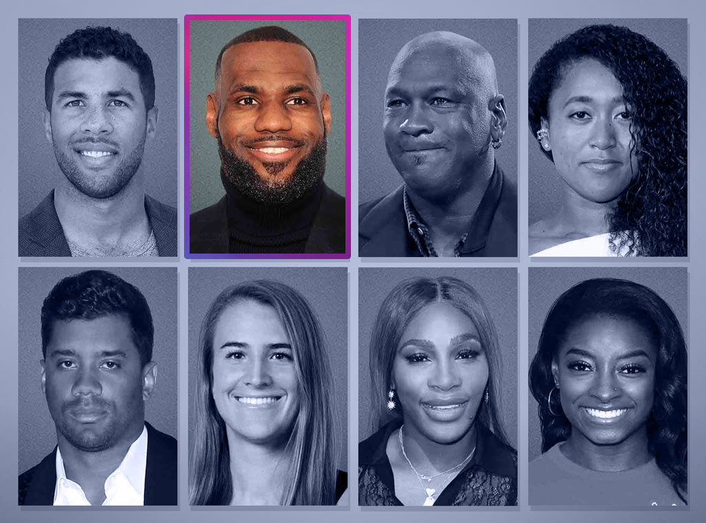 E! Peoples Choice Awards Nominees, Game Changer of 2020
