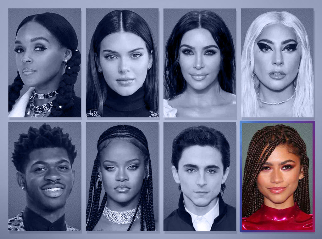E! Peoples Choice Awards Nominees, Style Star of 2020