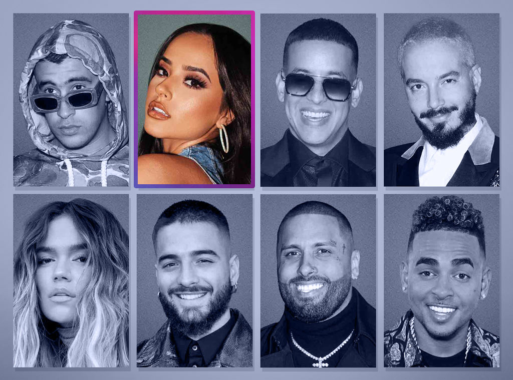 E! Peoples Choice Awards Nominees, Latin Artist of 2020