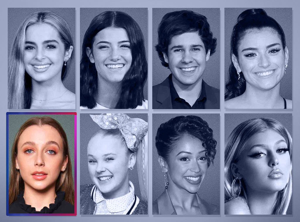 E! Peoples Choice Awards Nominees, Social Star of 2020