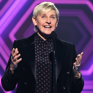 Ellen DeGeneres, 2020 People's Choice Awards, PCAs, Winners