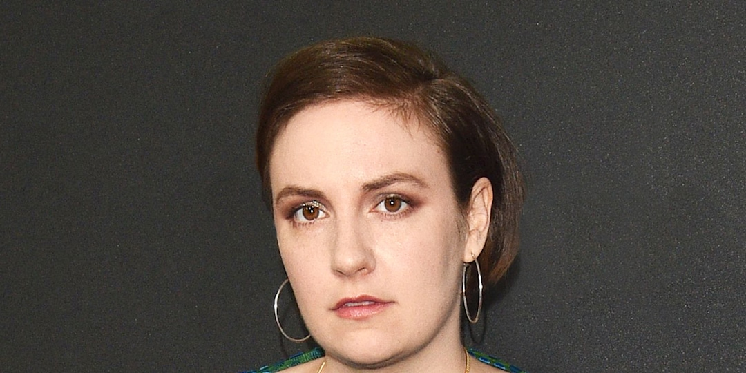 Lena Dunham Has a Message for Body Shamers Criticizing Her Appearance in Wedding Photos - E! Online.jpg