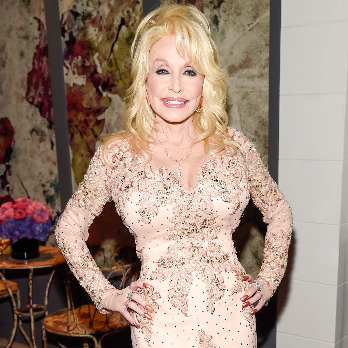 """Dolly Parton Hopes to """"Uplift People"""" With Christmas on the Square"""