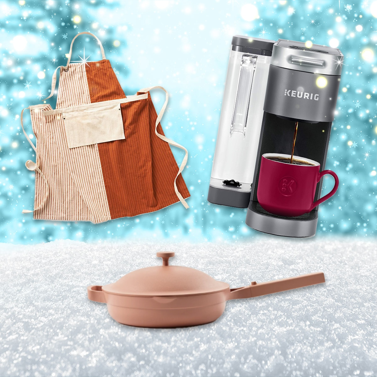 E-comm: Holiday Gift Guide for Foodies
