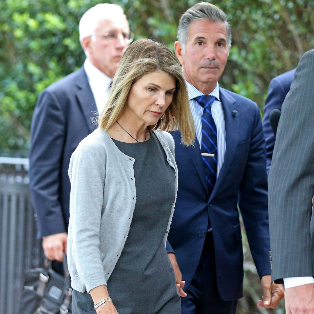 How Lori Loughlin Is Adjusting to Freedom During Mossimo Giannulli's Prison Sentence