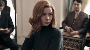 The Queen's Gambit, Anya Taylor-Joy