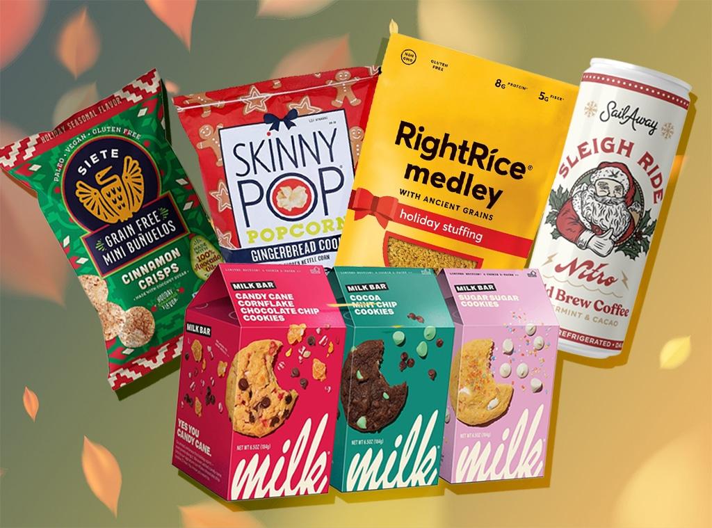 E-Comm: Seasonal Snacks, 25 Snacks of the Season