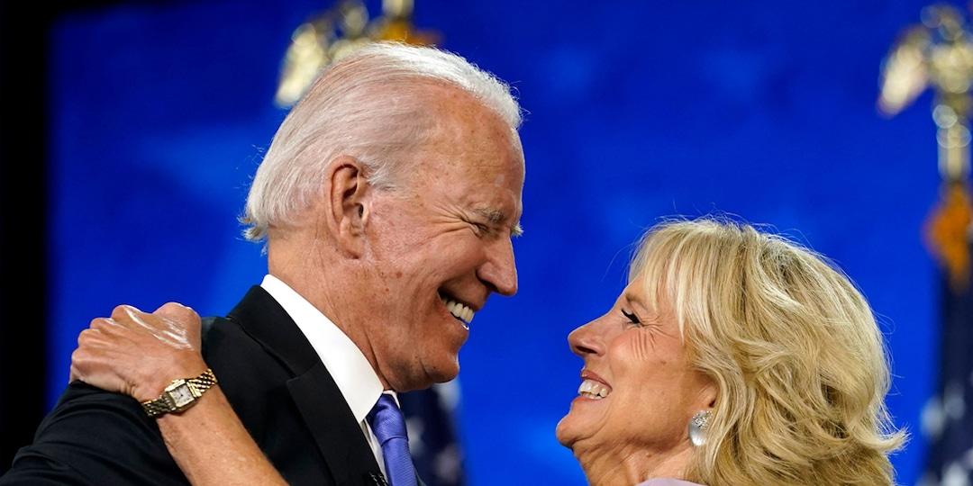 How Dr. Jill Biden Gave President Joe Biden Another Chance at Love - E! Online.jpg
