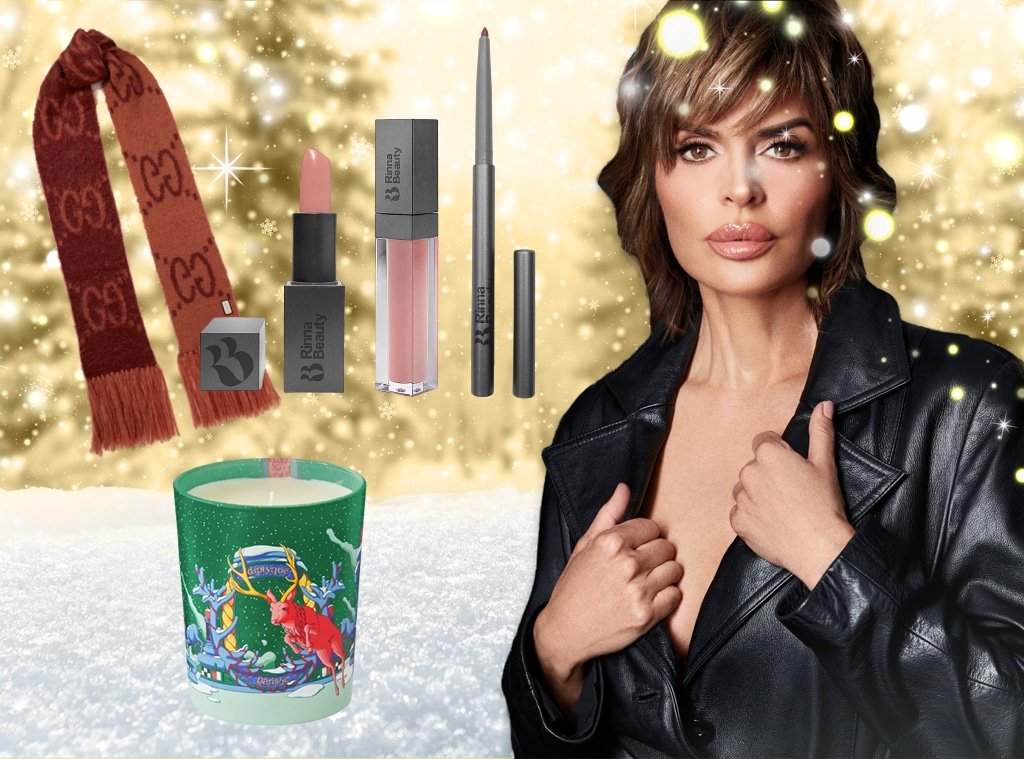 E-Comm: Lisa Rinna, HGG, Holiday Gift Guide
