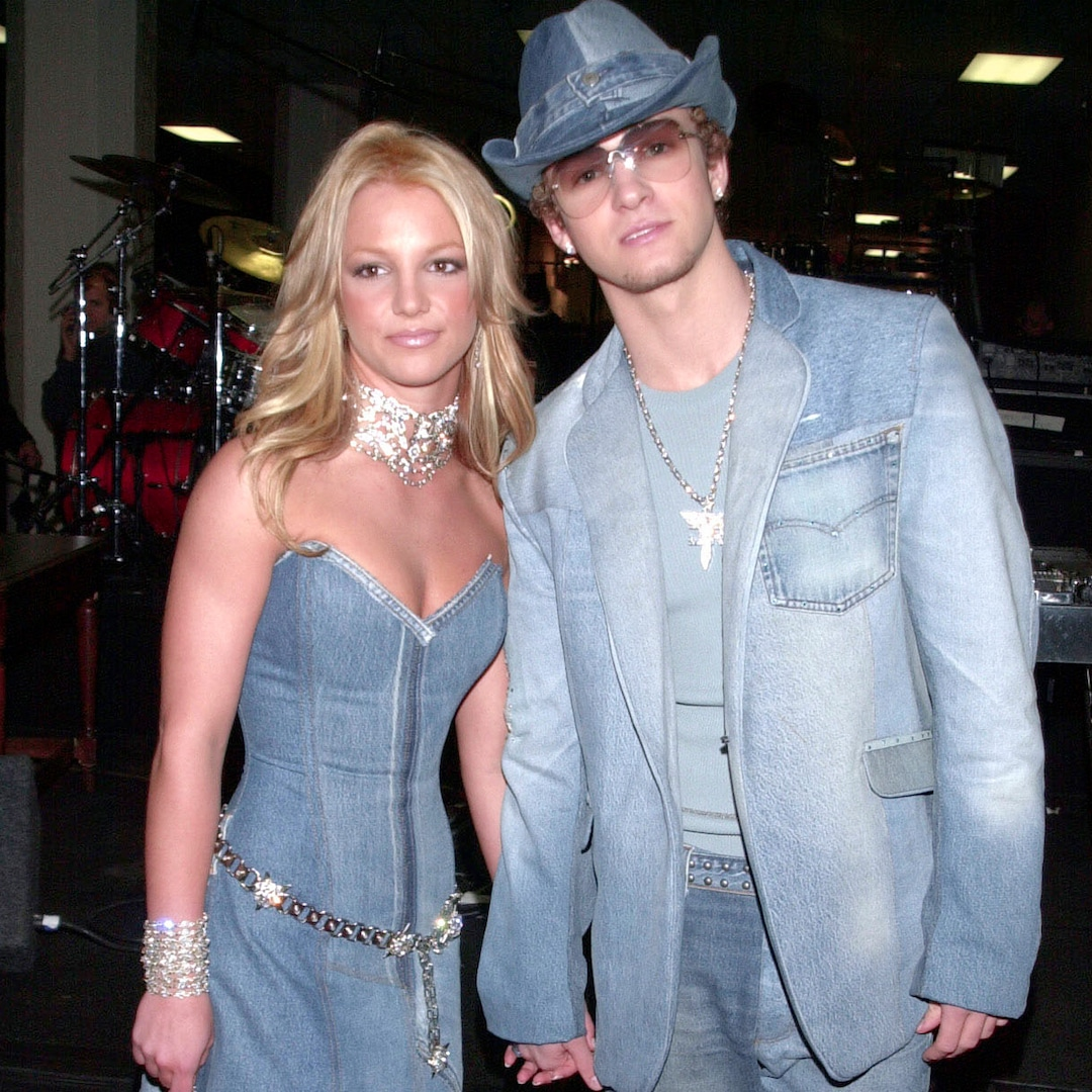 How Exactly Did Britney Spears And Justin Timberlake's Split Get So Nasty?  - E! Online - NewsOpener