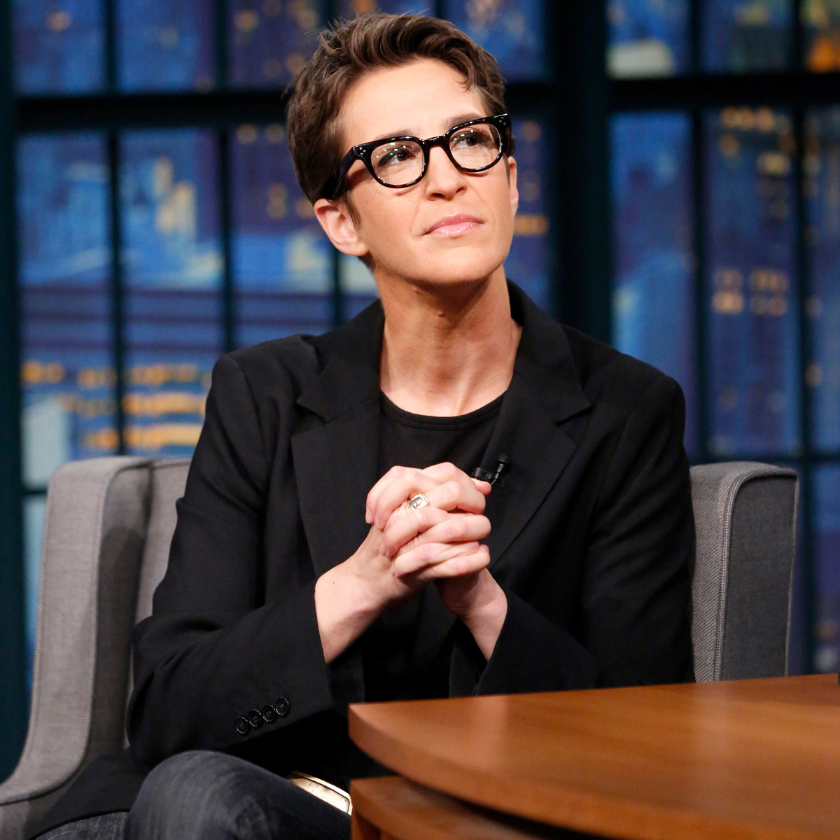 Rachel Maddow Reveals Partner Susan Mikula Almost Died in Powerful Message About Coronavirus