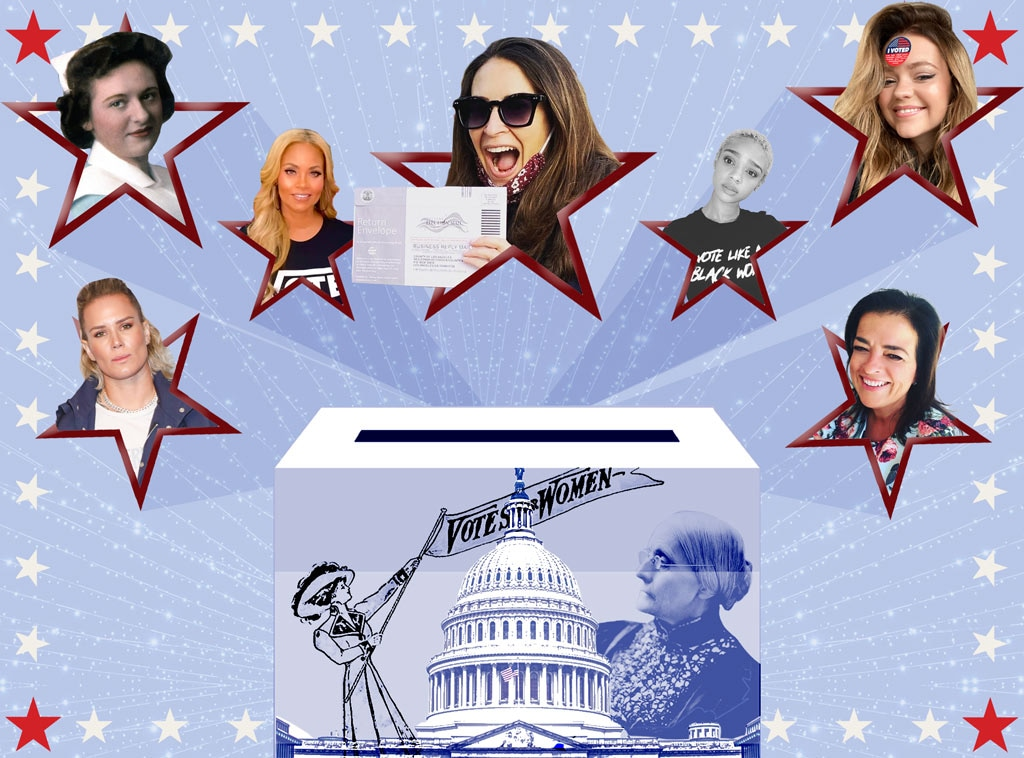 100 Years of Women Voting Feature