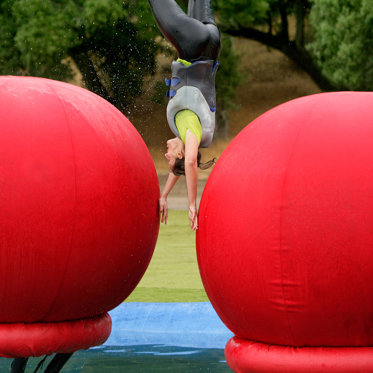 Wipeout Contestant Is Dead After Completing Obstacle Course