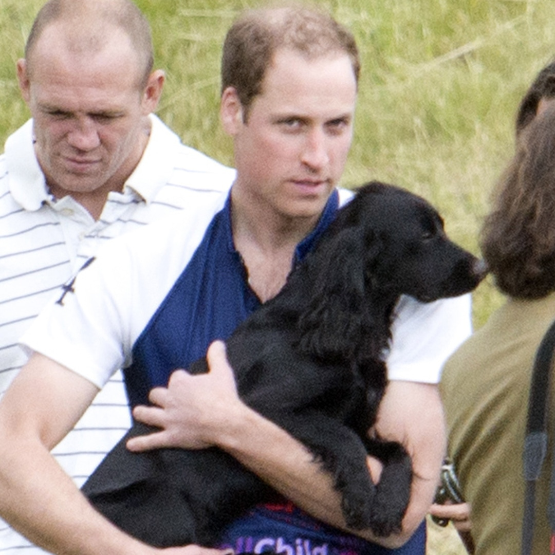 Kate Middleton and Prince William's Dog Lupo Dead at Age 9 – E! NEWS